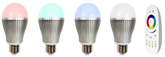 RGBW lamp 625x218