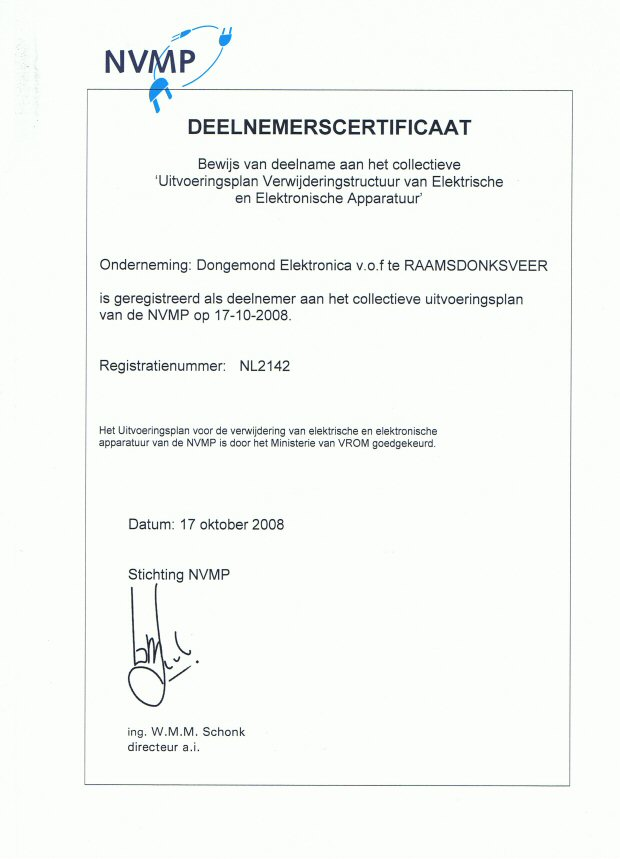 wecycle_certificaat